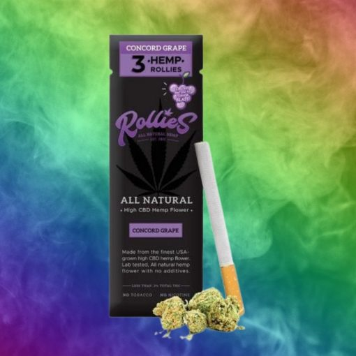 Rollies All Natural Pre-rolls